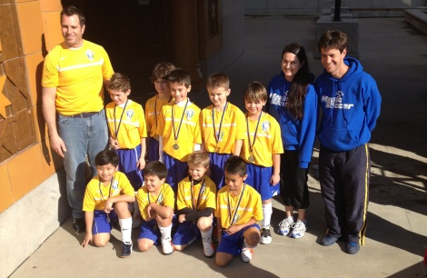 2013 Futsal Champs U9